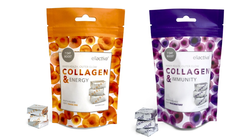 New 'TRY ME' Pouches Of Award-Winning Collagen& Beauty & Wellness Soft Chews