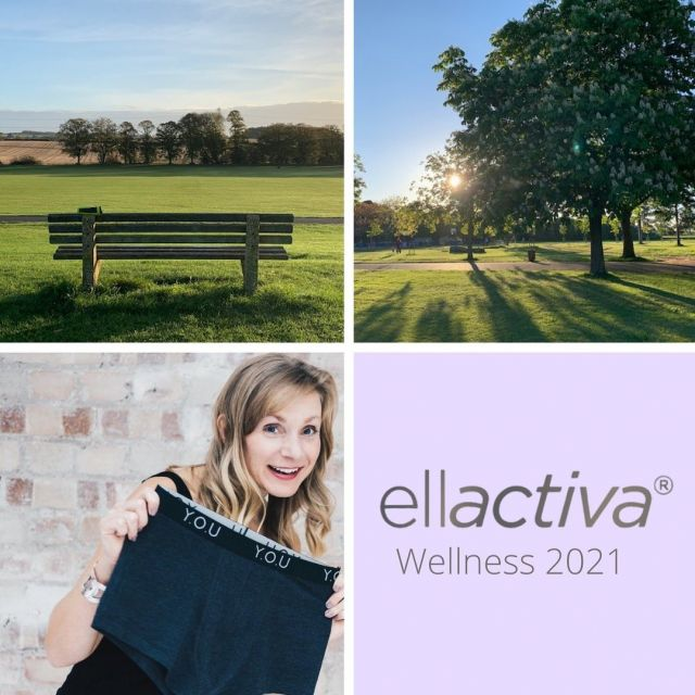 Ellactiva® Wellness 2021 Campaign – Sarah's Morning Walk 